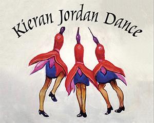 Kieran Jordan Dance logo