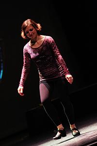 Kieran Jordan: dance performer, choreographer, instructor