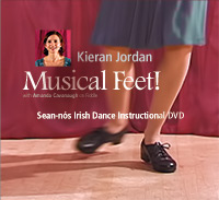 Musical Feet! instructional video