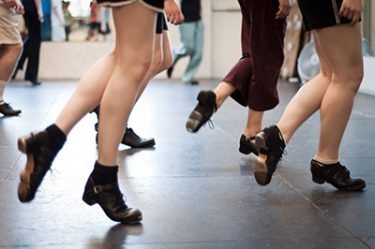 the right shoes for irish dance